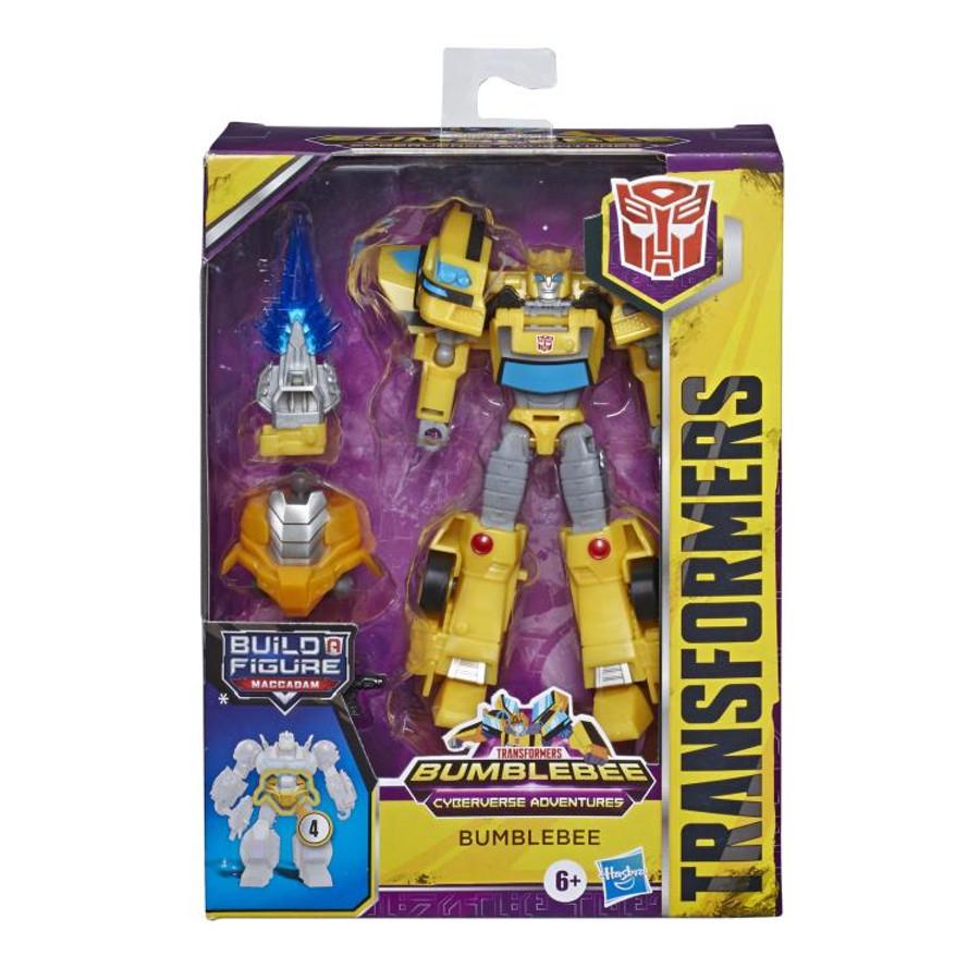 Transformers Cyberverse - Deluxe Bumblebee