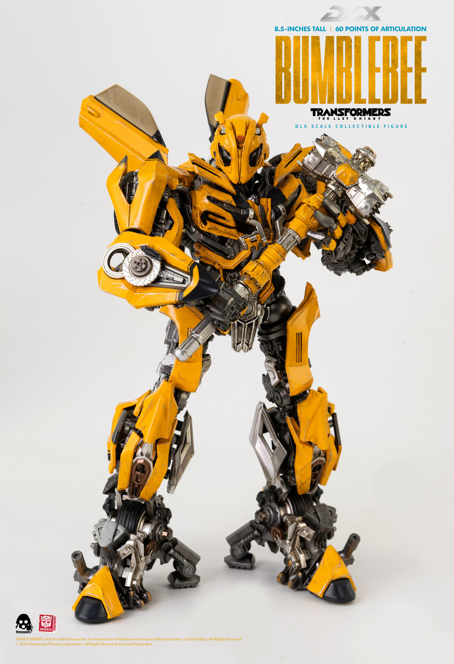 Threezero - Transformers The Last Knight - DLX Bumblebee