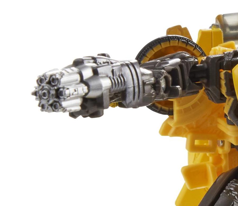 Transformers Generations Studio Series - Deluxe Bumblebee Movie Bumblebee B-127 70
