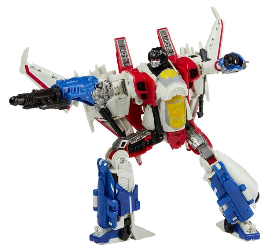 Transformers Generations Studio Series - Voyager Bumblebee Movie Starscream 72