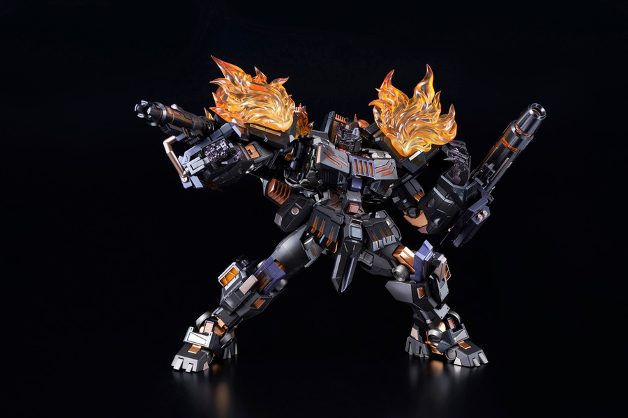 Flame Toys - Transformers The Fallen