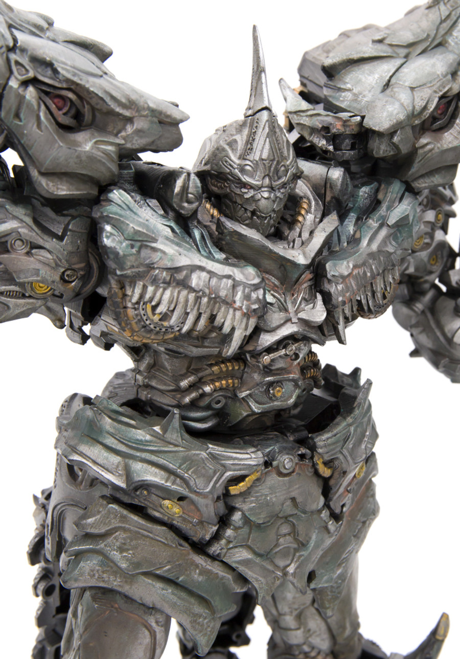 GCreations - MTST-01 Wrath and Ultra Maxmus