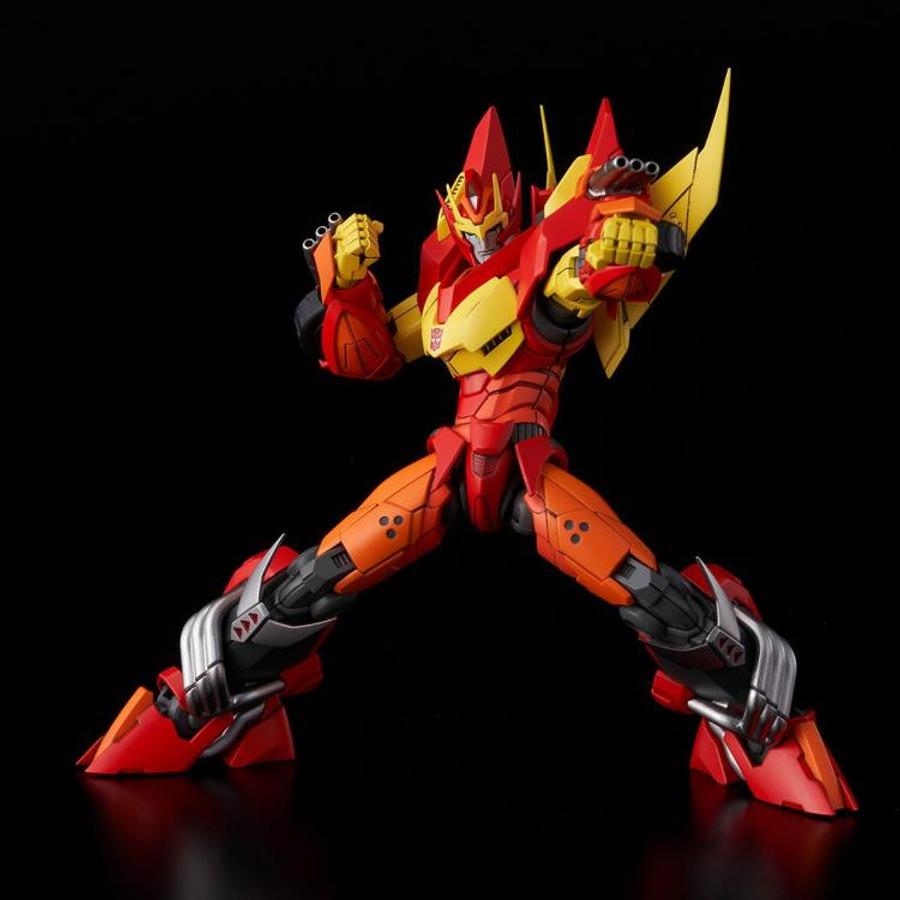Flame Toys - Furai Model 17: Rodimus IDW Version