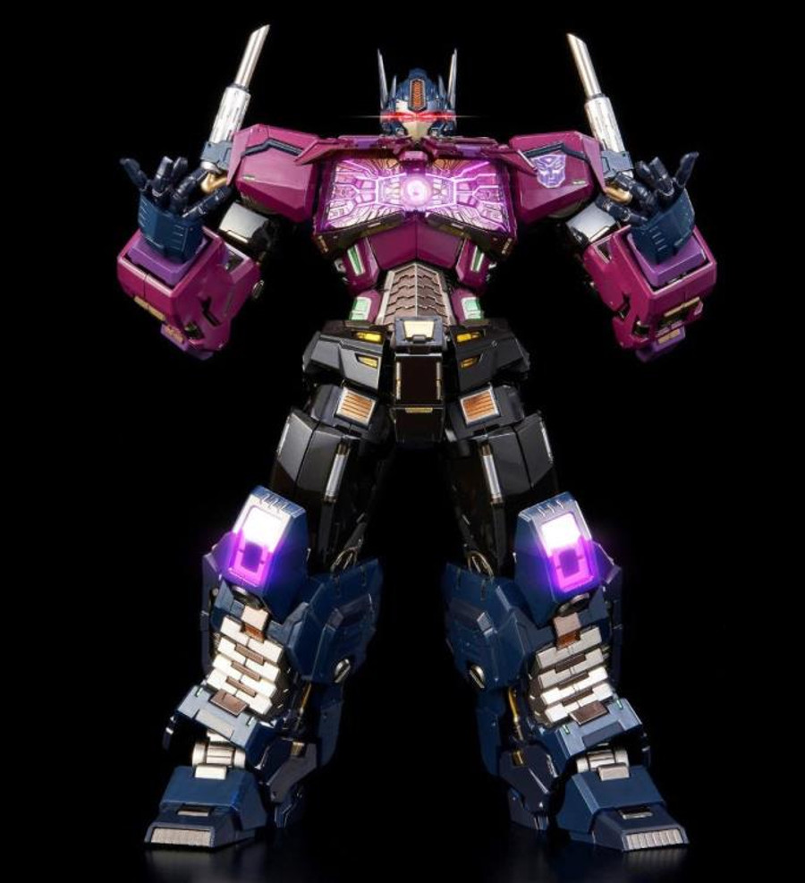 Flame Toys - Shattered Glass Optimus Prime