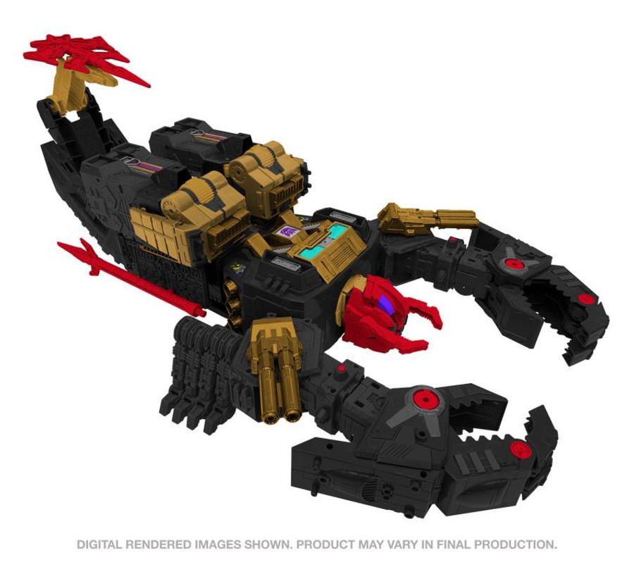 Transformers Generations Selects - Titan Black Zarak