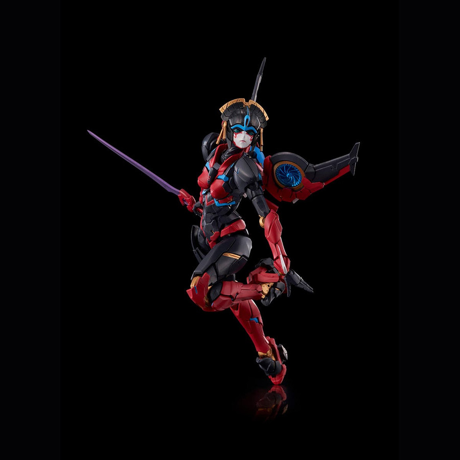 Flame Toys - Furai Model 20: Windblade Model Kit