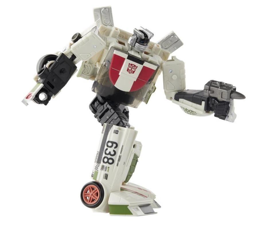 Transformers War for Cybertron: Kingdom - Deluxe Wheeljack