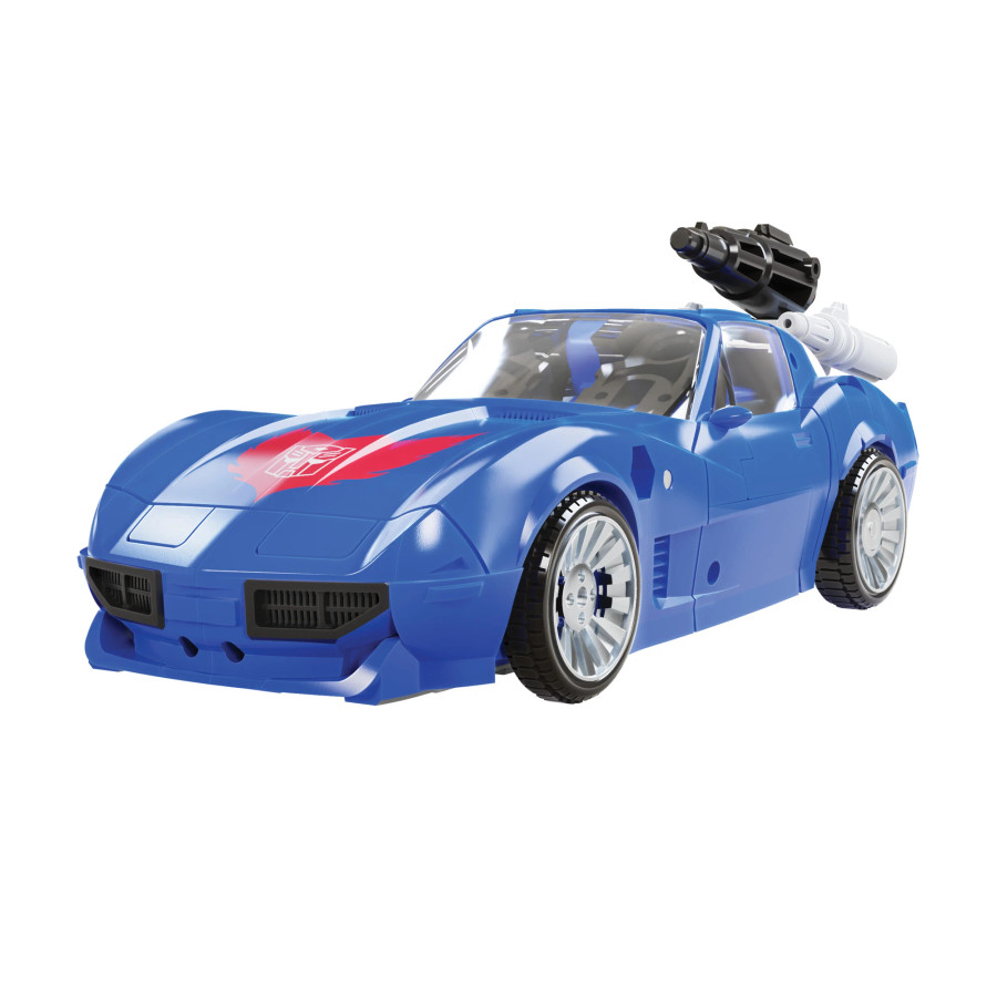 Transformers War for Cybertron: Kingdom - Deluxe Autobot Tracks (2nd Shipment)