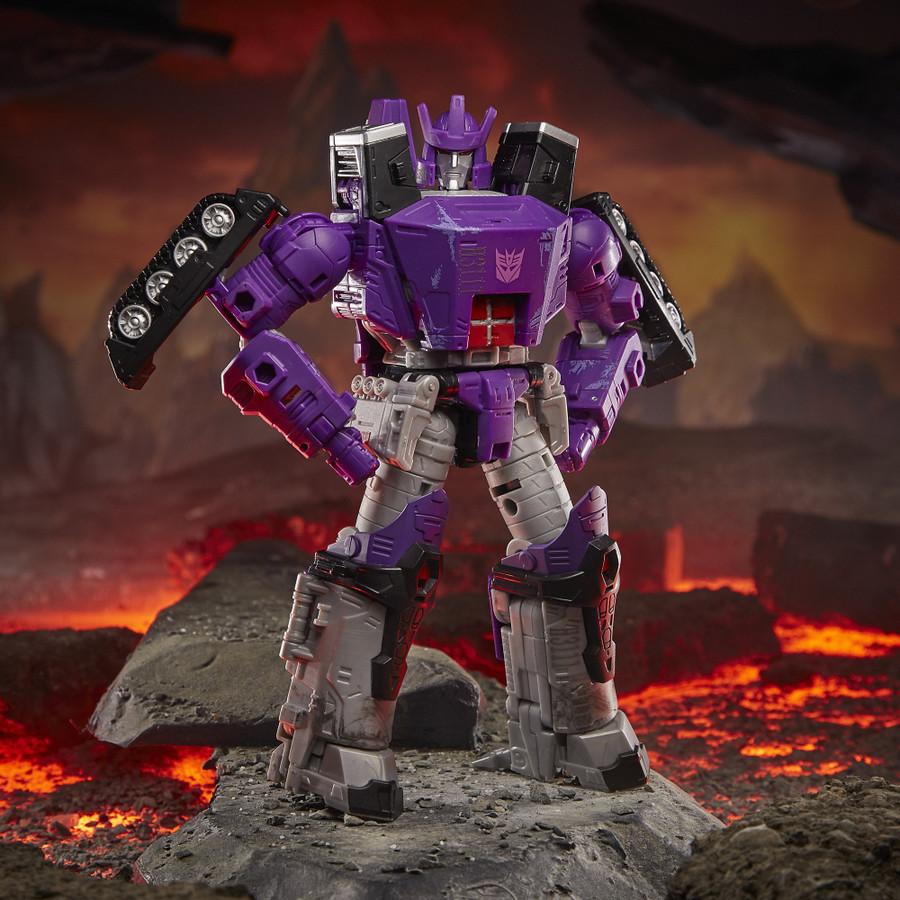 Transformers War for Cybertron: Kingdom - Leader Class Galvatron (2nd Shipment)
