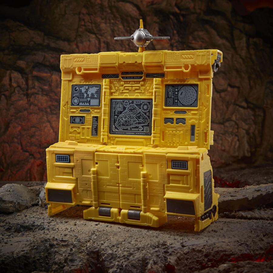 Transformers War for Cybertron: Kingdom - Titan Autobot Ark (2nd Shipment)