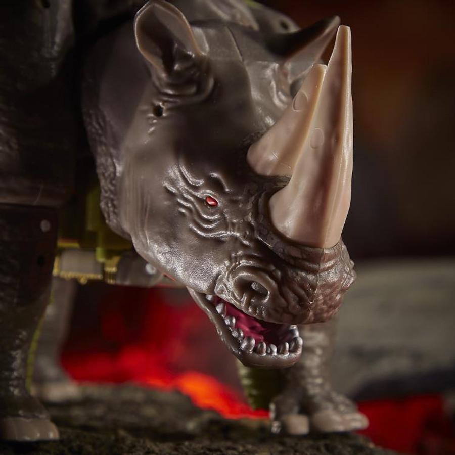 Transformers War for Cybertron: Kingdom - Voyager Class Rhinox (2nd Shipment)