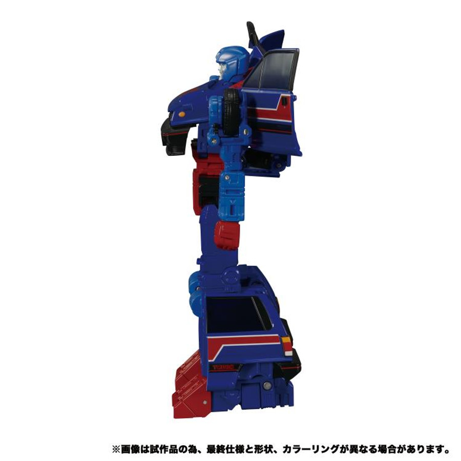 Transformers Masterpiece - MP-53 Skids