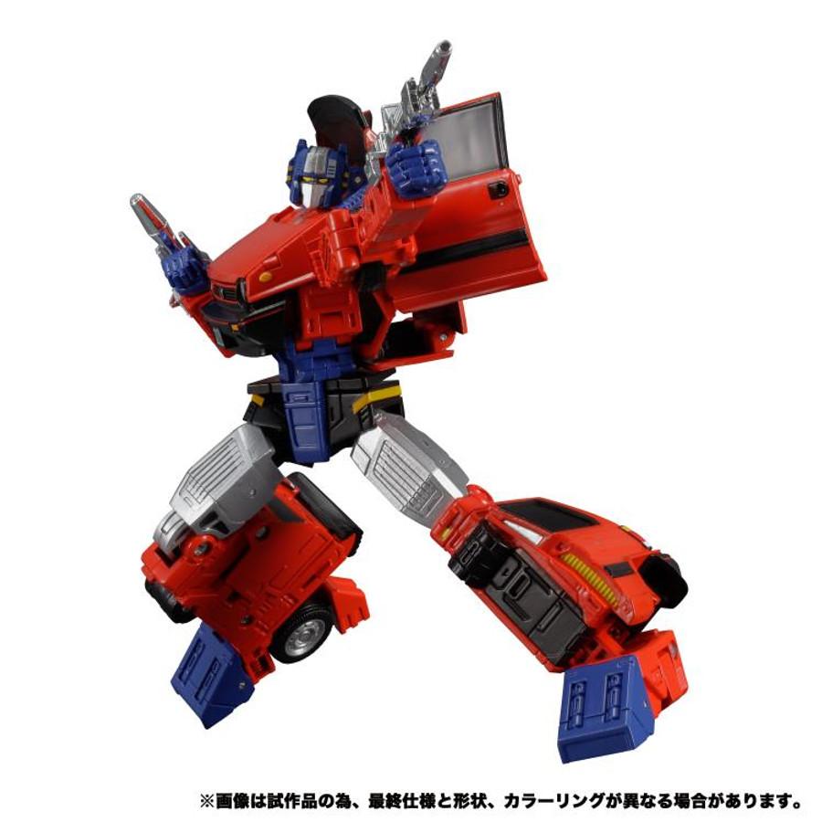 Transformers Masterpiece - MP-54 Reboost
