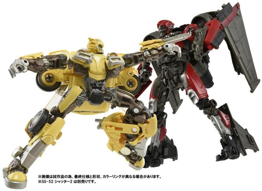 Takara Studio Series - SS-01 Deluxe Bumblebee [Premium Finish]