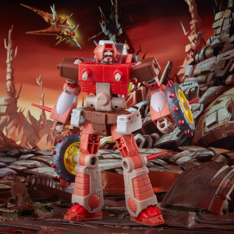Transformers Studio Series 86-09 - The Transformers: The Movie Voyager Wreck-Gar (2nd Shipment)