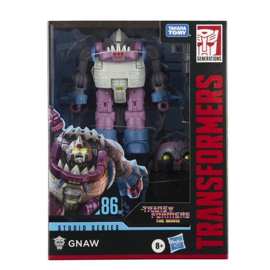 Transformers Studio Series 86-08 - The Transformers: The Movie Deluxe Gnaw (2nd Shipment)
