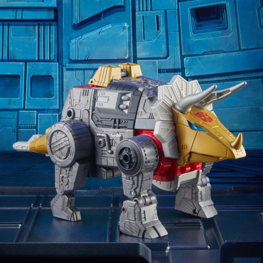 Transformers Studio Series 86-07 - The Transformers: The Movie Leader Dinobot Slug and Daniel Witwicky (2nd Shipment)