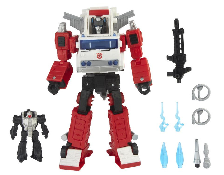 Transformers Generations Selects - Voyager Artfire