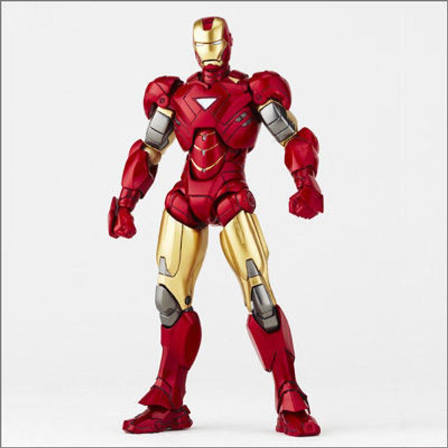 Sci-Fi Revoltech 024 - Iron Man Mark VI