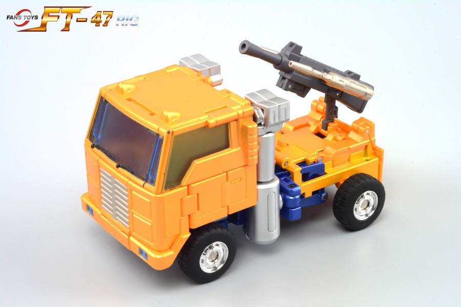 Fans Toys - FT-47 Rig