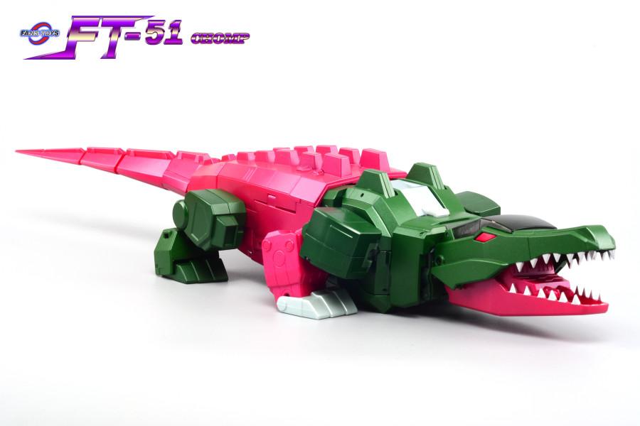 Fans Toys - FT-51 Chomp