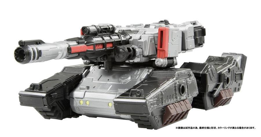 Takara - Transformers War For Cybertron - WFC-02 Voyager Megatron [Premium Finish]