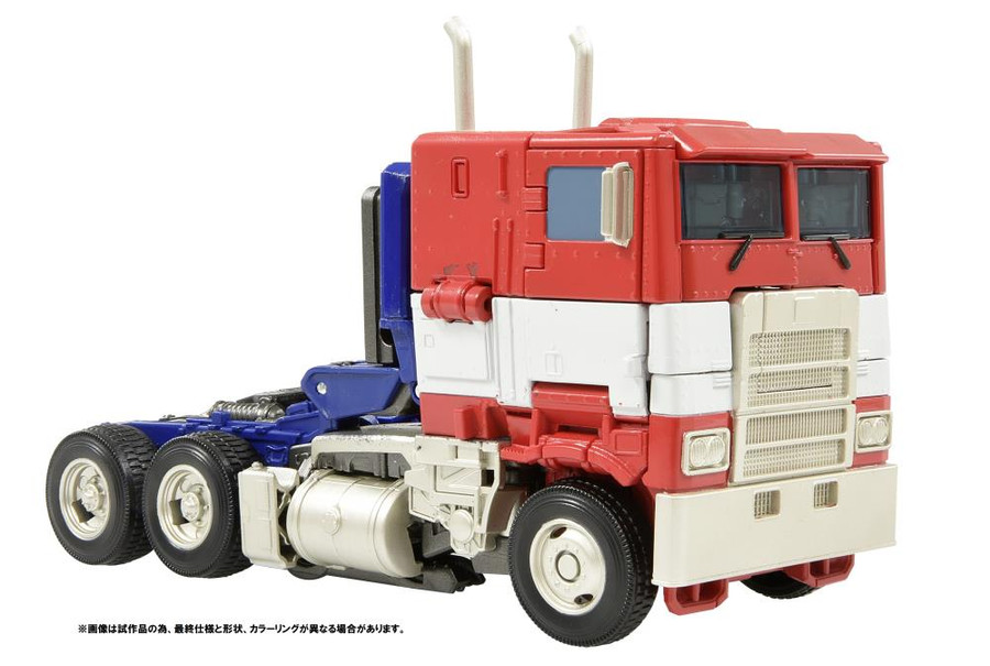 Takara Studio Series - SS-02 Voyager Optimus Prime [Premium Finish]