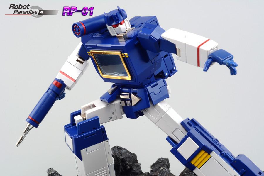 Robot Paradise - RP-01 Acoustic Wave (LIMIT 1)