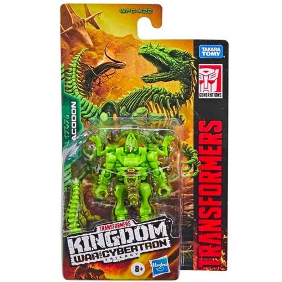 Transformers War for Cybertron: Kingdom Core - Dracodon