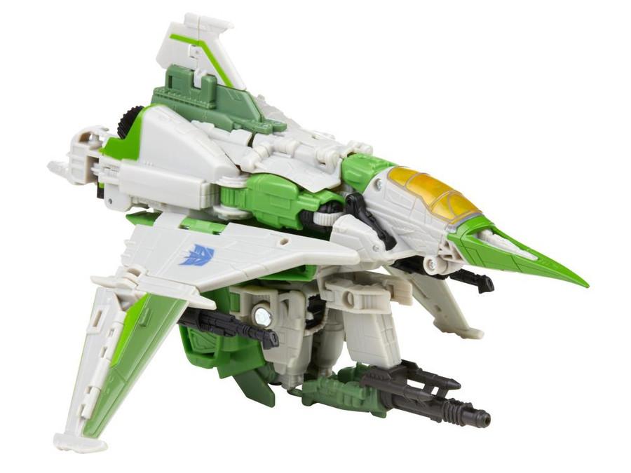 Transformers Generations Studio Series - Voyager Bumblebee Movie Thrust 76