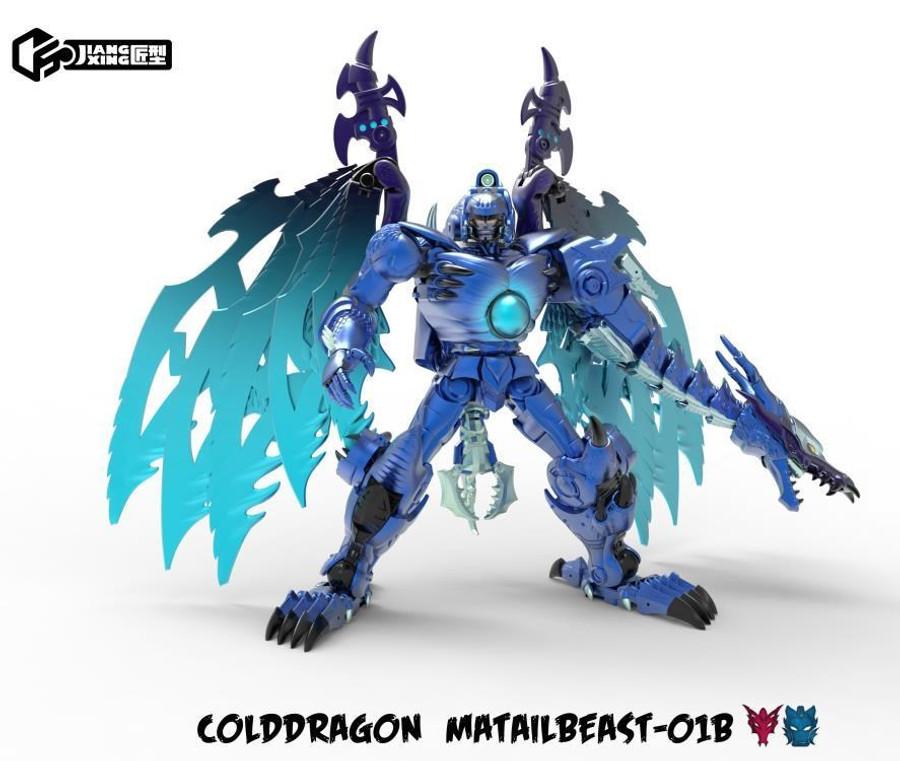 JiangXing - JX Metal Beast 01B: Cold Dragon