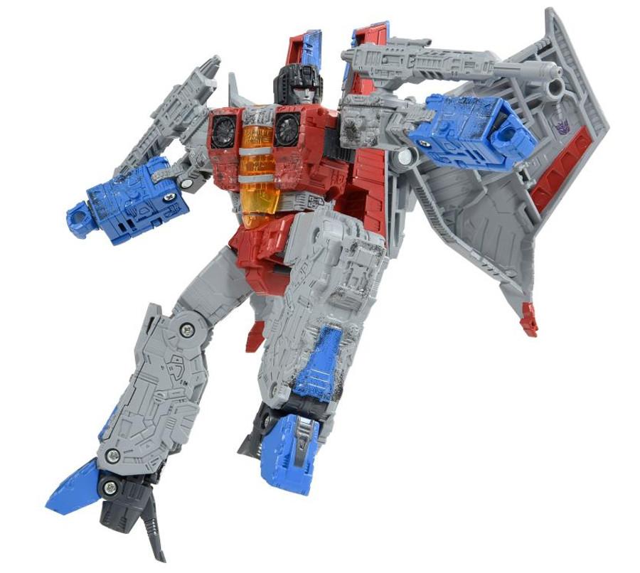 Takara - Transformers War For Cybertron - WFC-04 Voyager Starscream [Premium Finish]