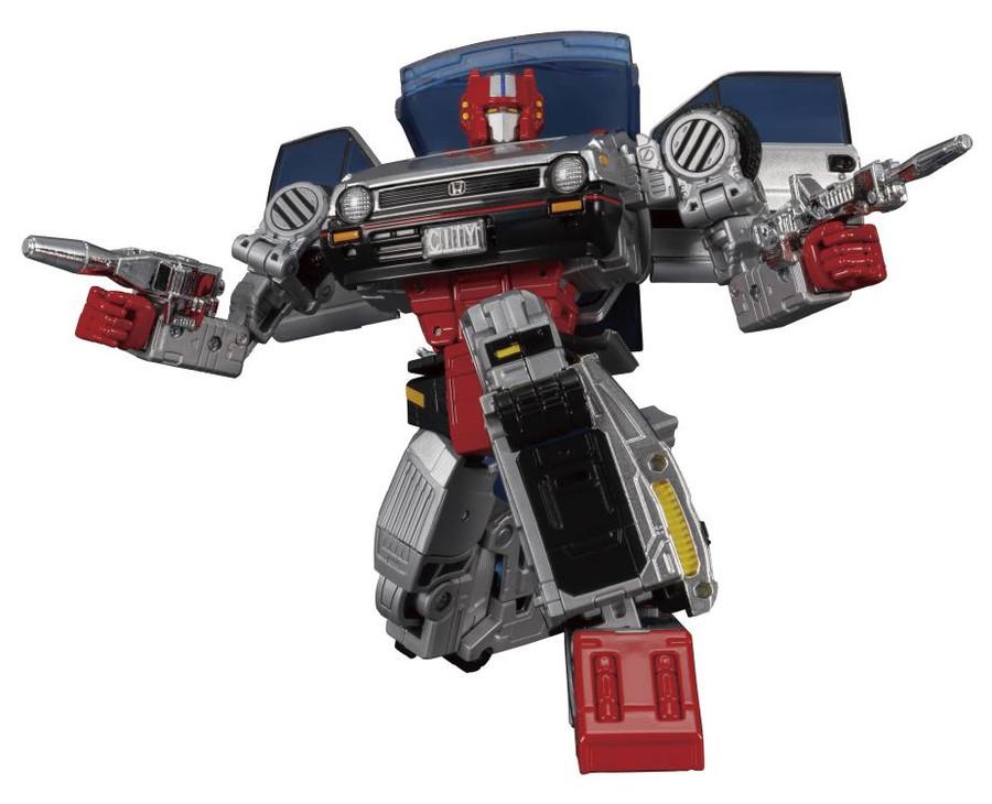 Transformers Masterpiece - MP-53+ Senator Crosscut