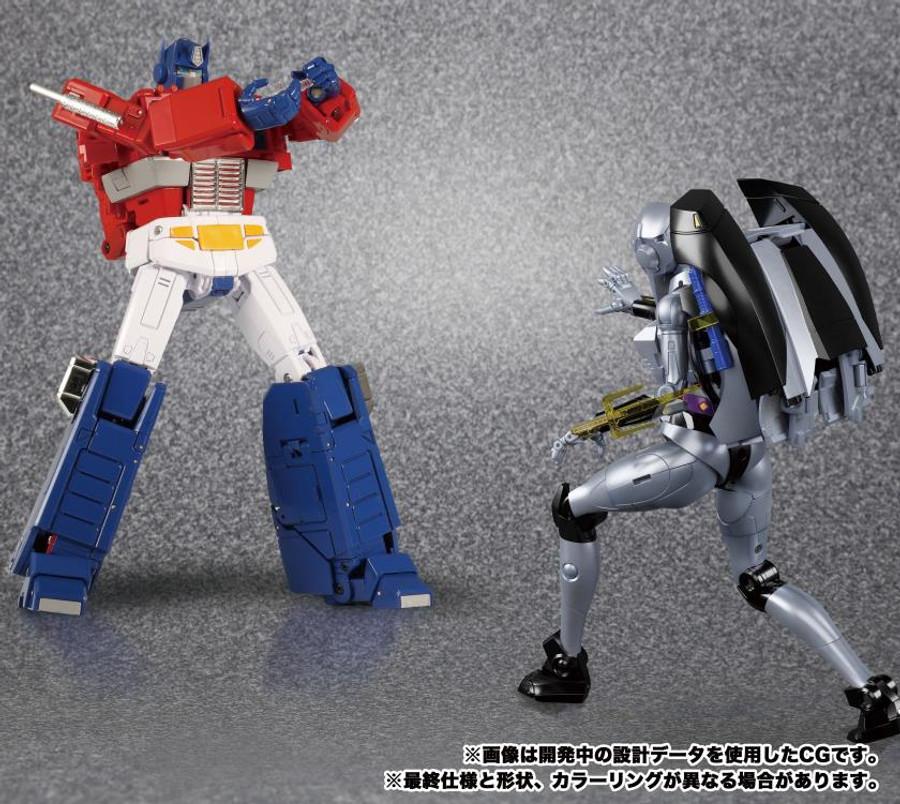 Transformers Masterpiece - MP-55 Nightbird Shadow