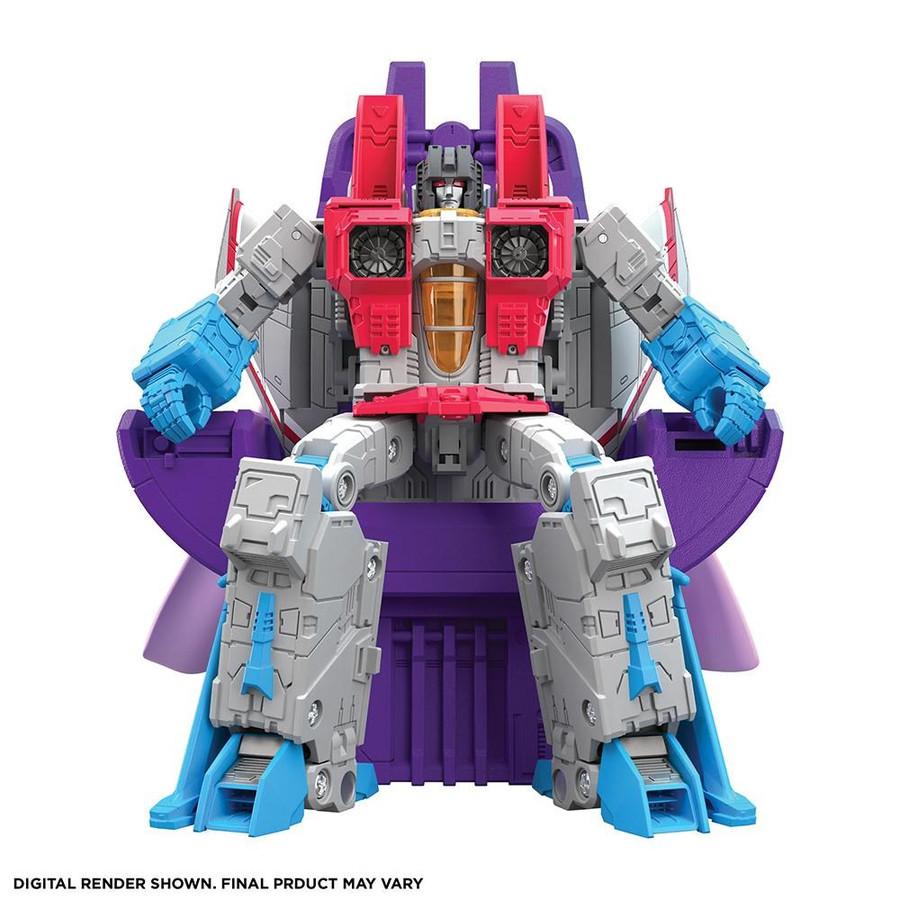 Transformers Studio Series 86-12 - The Transformers: The Movie Leader Coronation Starscream