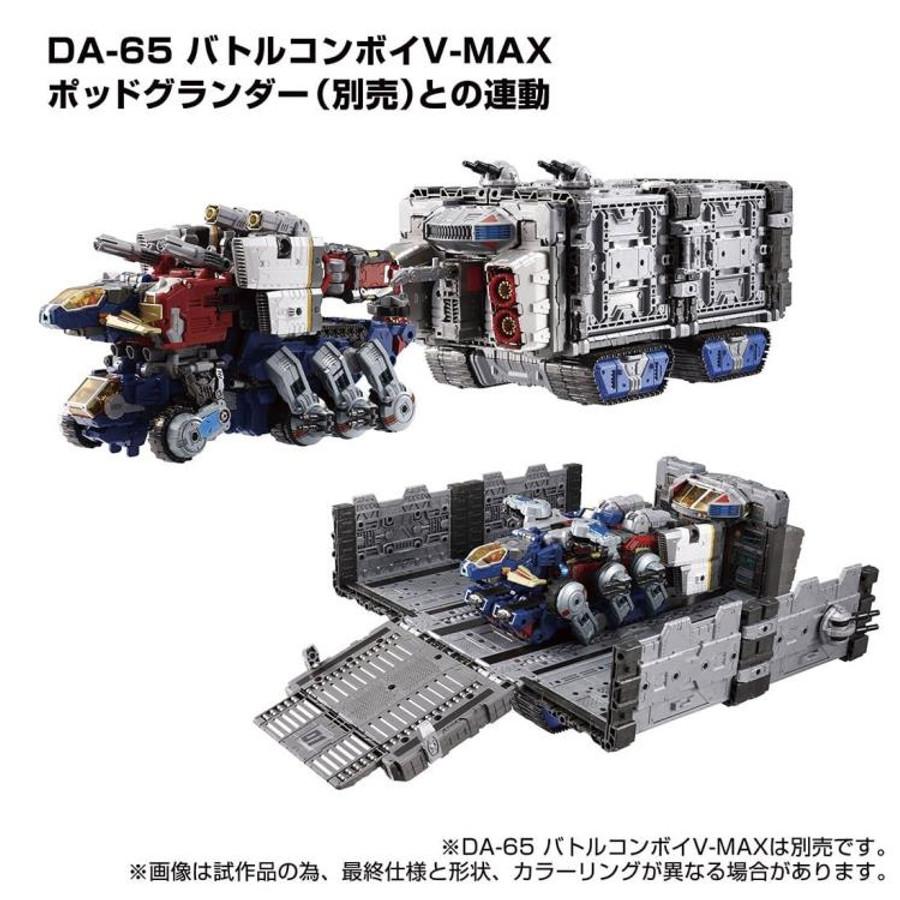 Diaclone Reboot - DA-85 Powered Greater