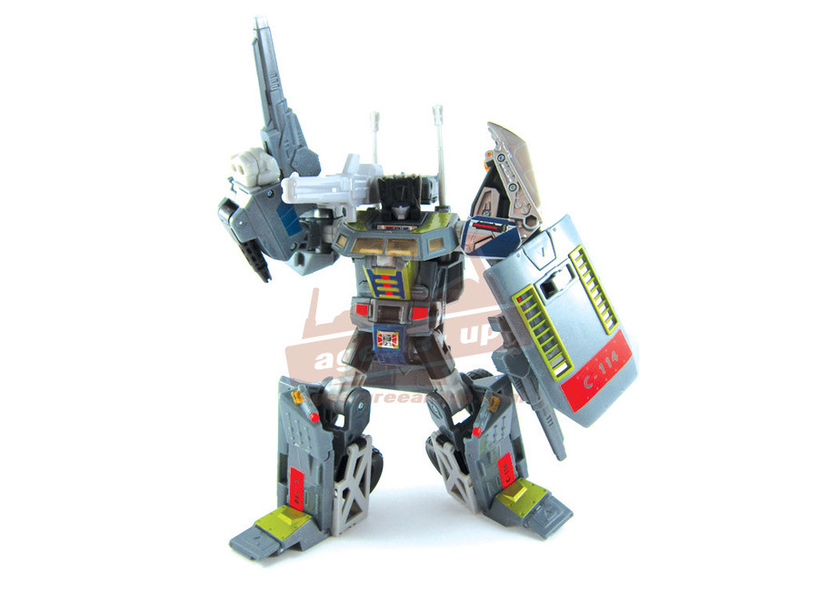 Headrobots - Stronghold (TFcon Exclusive)