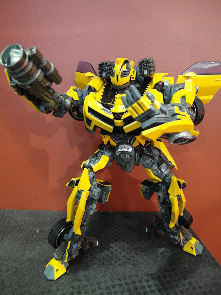 MP-M02 Masterpiece Movie Bumblebee (Japanese Version)