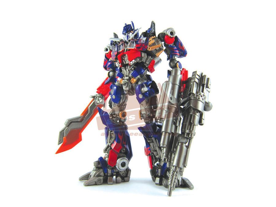 Revoltech 030 - Movie Optimus Prime