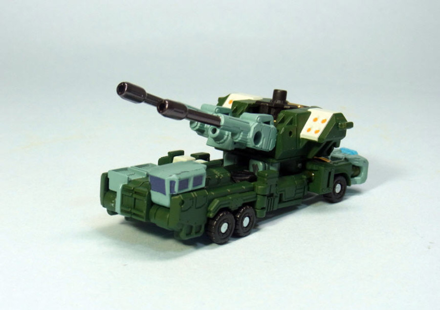 EX-01 Combat Master Prime