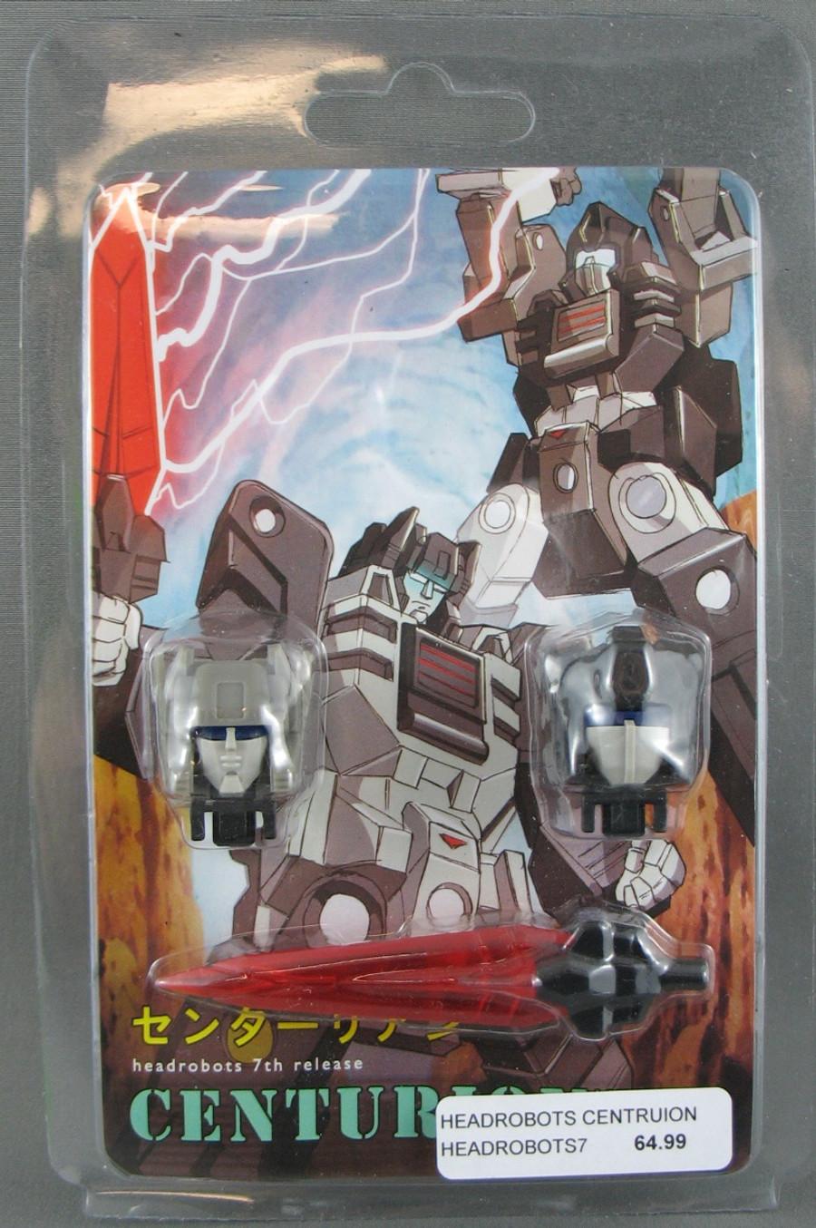 Headrobots - Centurion