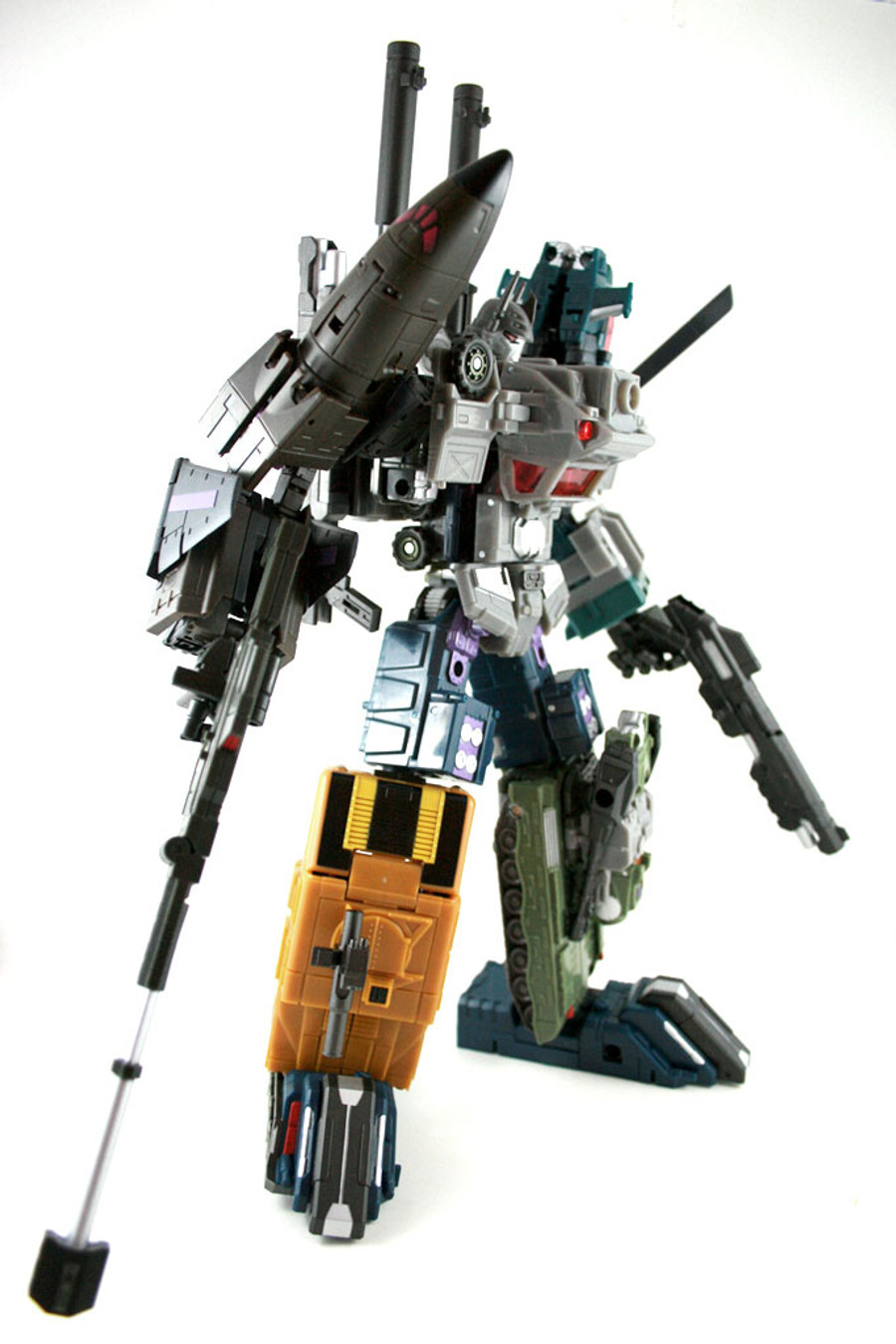 FansProject - Crossfire 02 - Explorer & Munitioner - G1 Colors