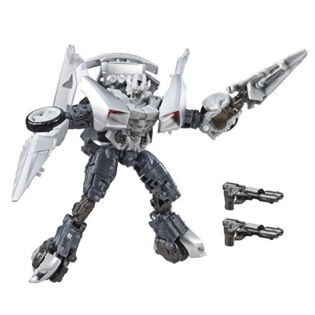 Transformers Generations Studio Series - Deluxe Sideswipe