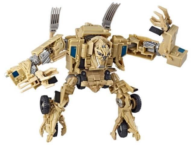 Transformers Generations Studio Series - Voyager Bonecrusher