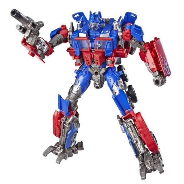 Transformers Generations Studio Series - Voyager Optimus Prime 32