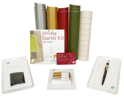 Silhouette Holiday Starter Kit