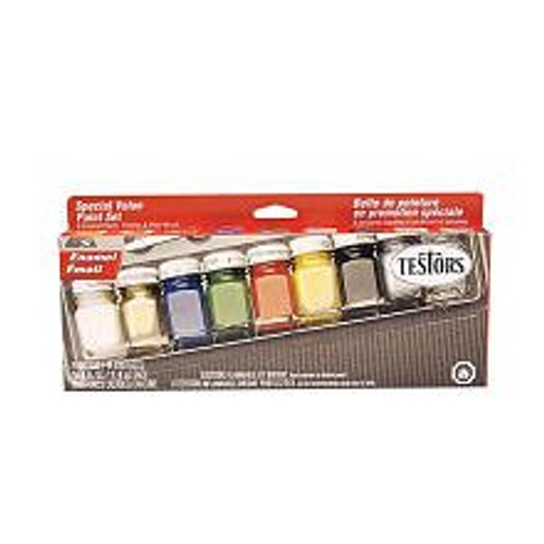 enamel paint set