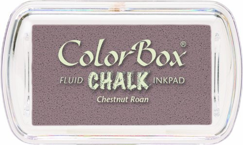 Chestnut Roan Mini ColorBox Fluid Chalk Ink Pad
