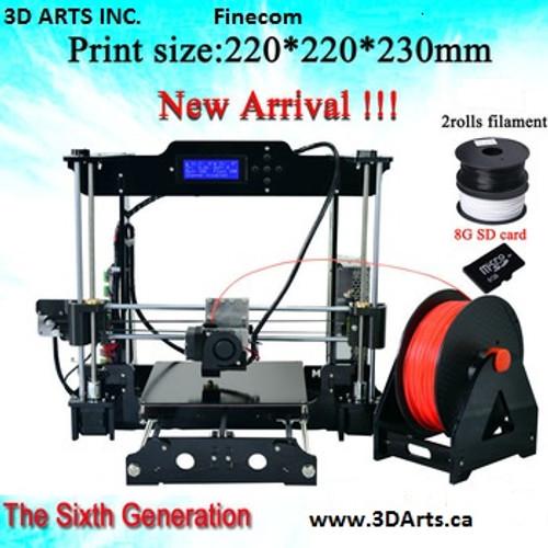 Prusa i3 22 P802M 3d Printer