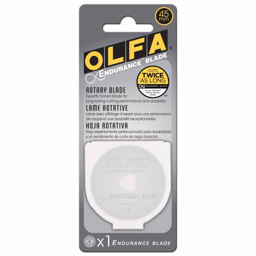 OLFA RB45H-1 - Endurance Rotary Blade 45mm - 1pc